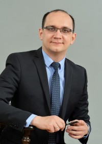 Murtazin Rustam Akhmetrashidovich, PhD in Pedagogy, Vice Rector for youth and information policy
